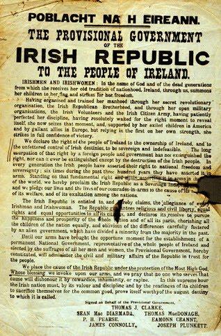 La proclamación de 1916
