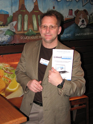 Frank Agin, co-author of the book LinkedWorking.