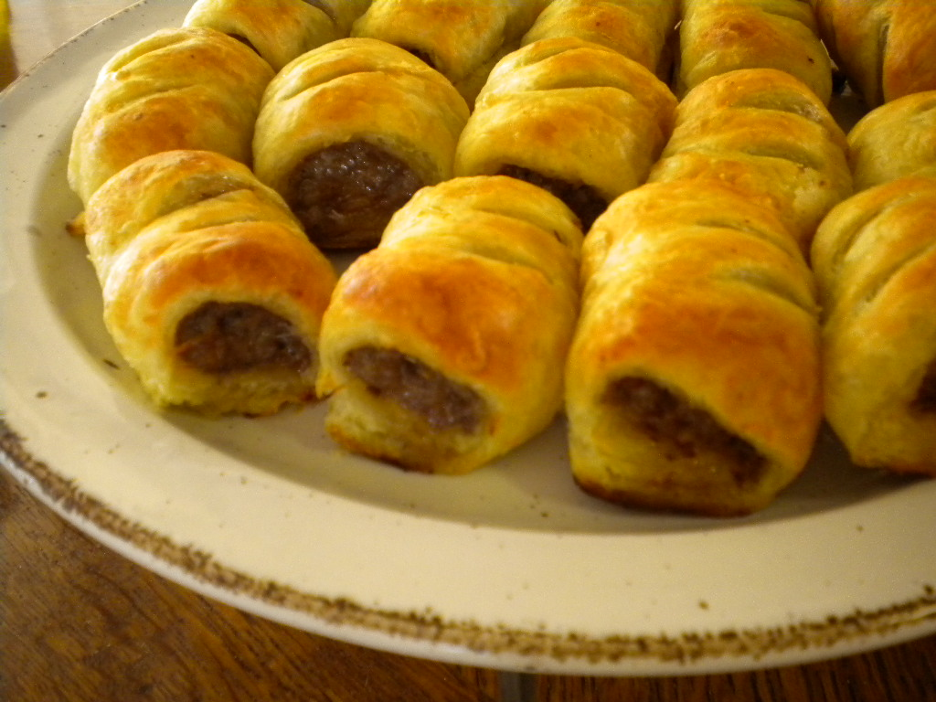snack for all occasions. Sausage rolls are perfect for brunch ...