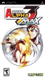 Street Fighter Alpha 3 MAX [EUR] PSP ISO