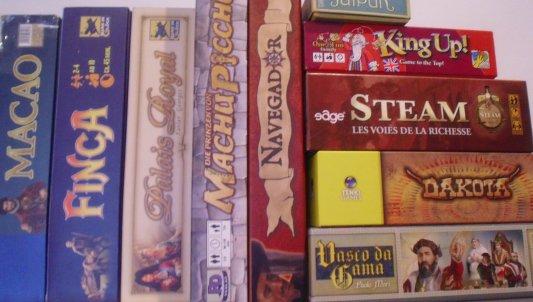 Giochi sul nostro tavolo introduzione ai giochi da tavolo - Miglior gioco da tavolo ...