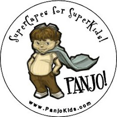 Panjo- SuperCapes for SuperKids!