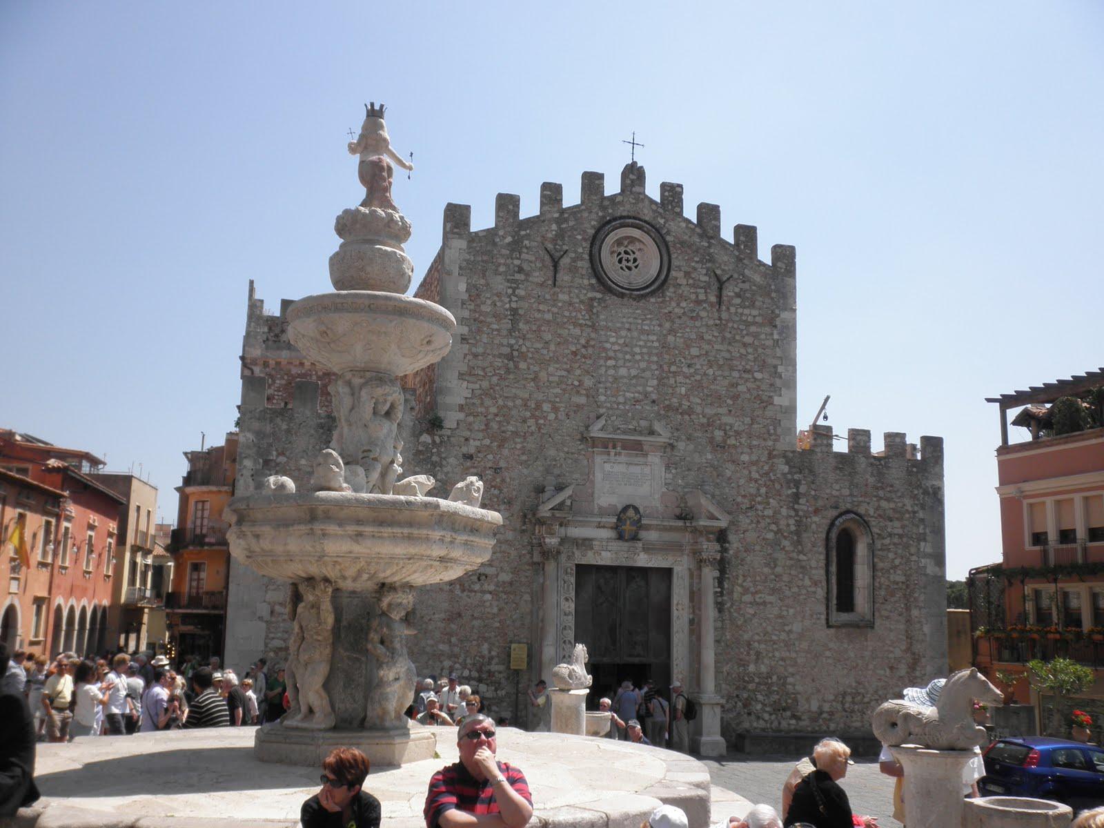 Messina Italy  City new picture : Ron & Cindy's Vacation: 4/30 Messina, Italy Sicily