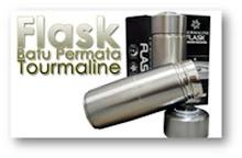 Tourmaline Flask