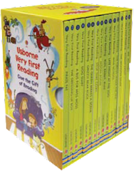 Usborne Very First Reader Series