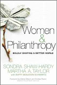 """Women and Philanthropy: Boldly Shaping a Better World"""