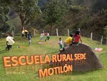 ESCUELA MOTILON