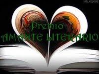 "PREMIO ""AMANTE LITERARIO"""