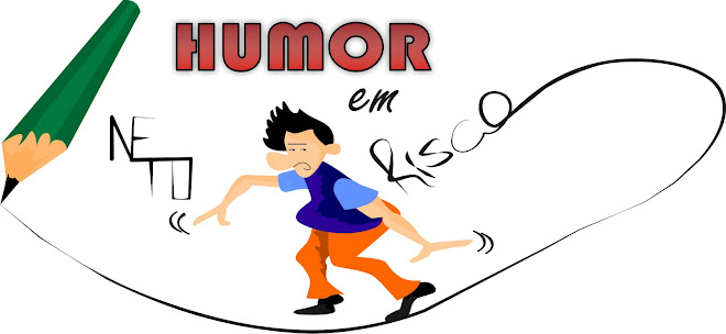 humor em risco