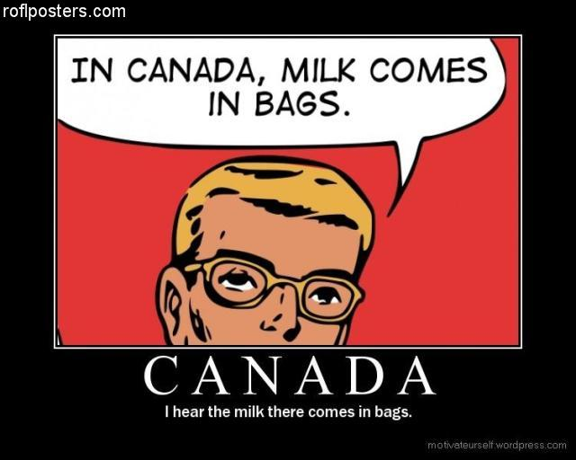 Canada Is Drinking Less Milk