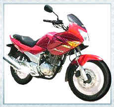 Hero Honda Karizma is a