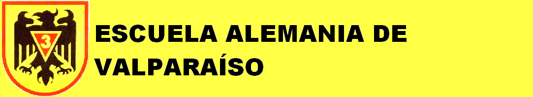 ESCUELA ALEMANIA DE VALPARAÍSO