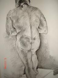 Hombre despalda