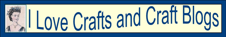 "Thanks For Visiting The ""I Love Crafts and Craft Blogs"" Blog.  We Hope You Enjoyed Your Visit!"