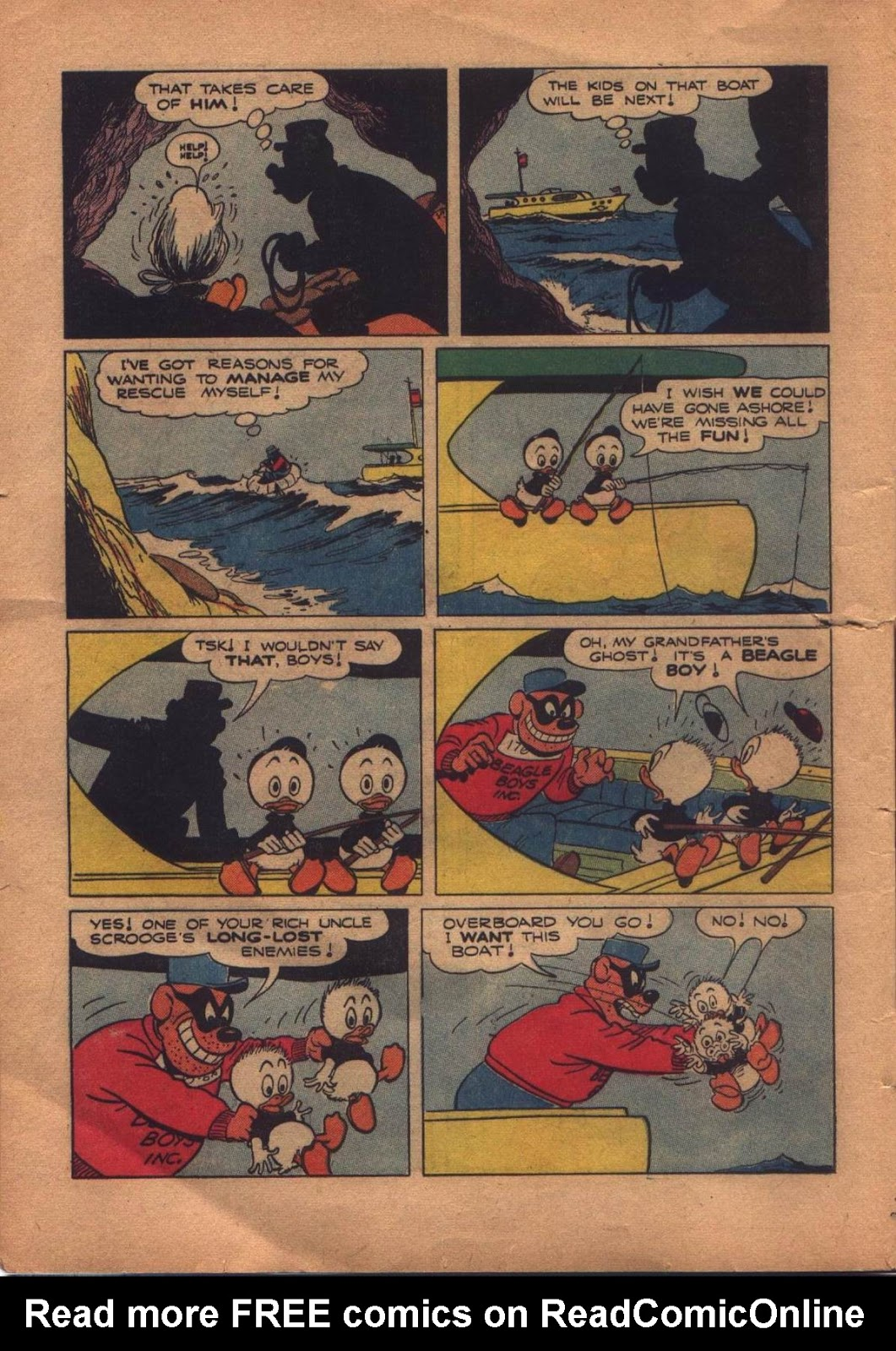 Uncle Scrooge (1953) Issue #8 #8 - English 12