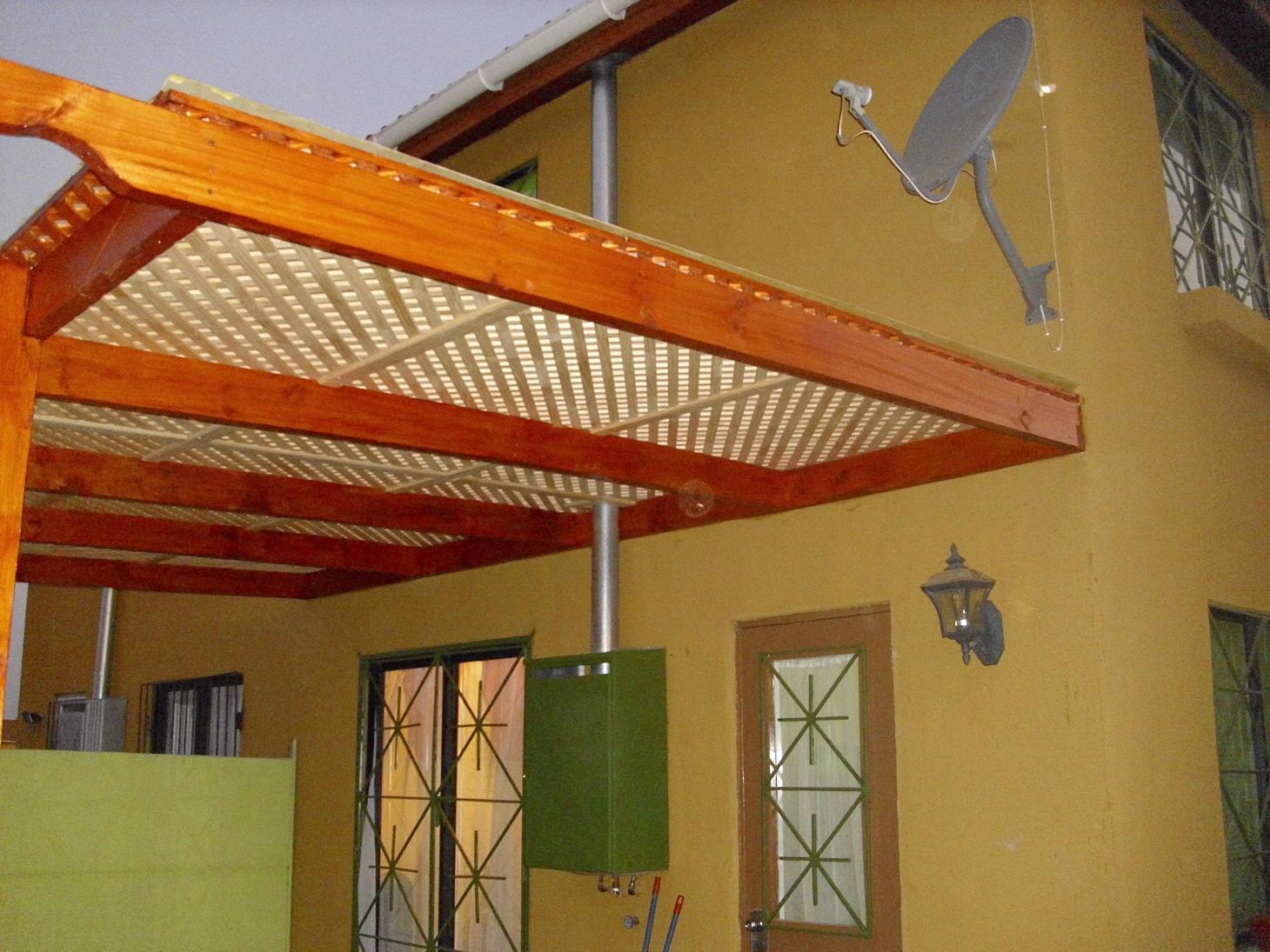 La fragua del herrero cobertizo madera for Madera para cobertizo