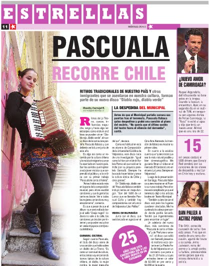 Diario La Estrella de Valparaiso