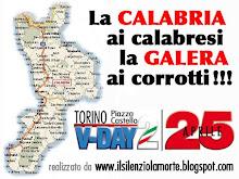 CALABRESI CAMBIATE QUESTO MARCIUME