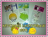 KEYCHAIN LUCKYDRAW 2011