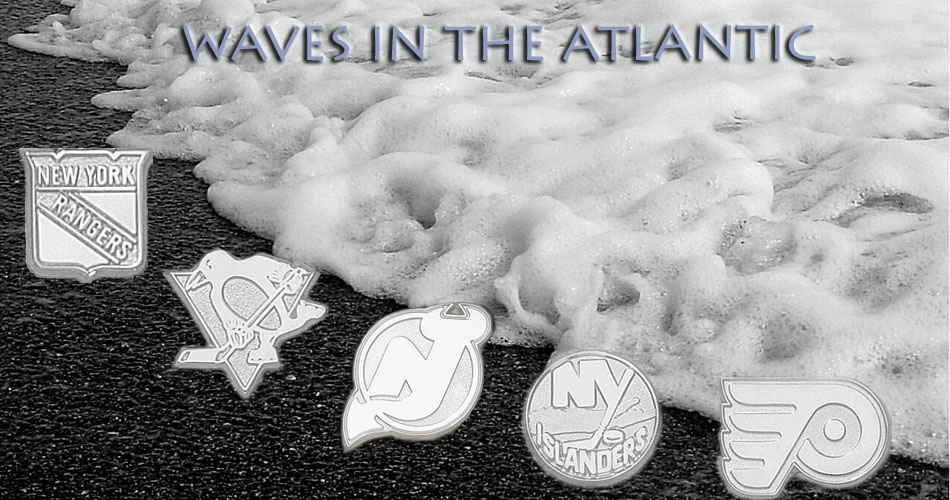 Waves in the Atlantic
