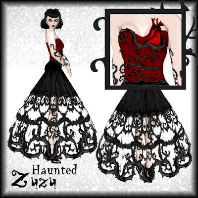 Gothic Fashion Clothes on My New Clothing Line Haunted Zuzu It Started Out Goth