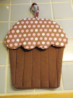 Quilted Potholder Free Pattern - Quilting