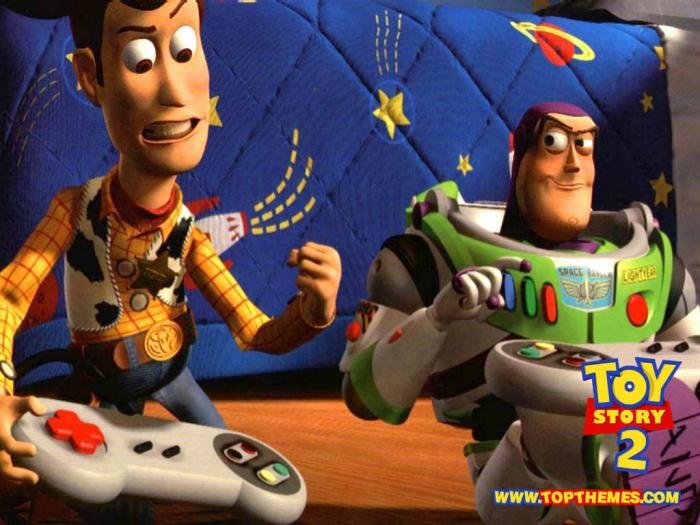 Toy Story 2 Themes Gratis