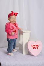 Bree's 1st Valentine's Day