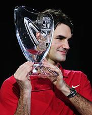 El rey del tenis mundial
