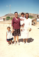 Grandes companheiras, Mis. Ana e Núbia/Uiramutã-RR