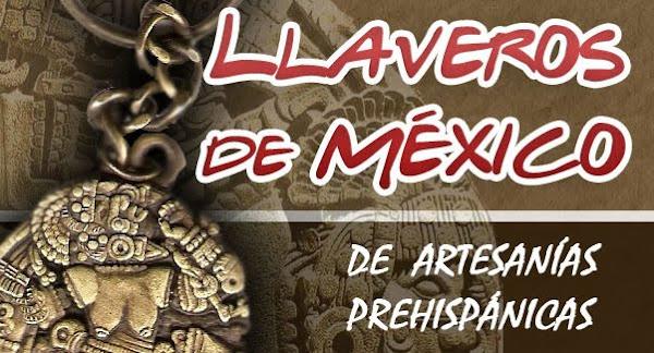 Llaveros de México
