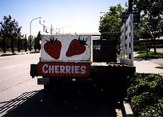 weird signs cherry strawberry mistake