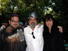 Christopher Luna, Michael Rothenberg, and Terri Carrion