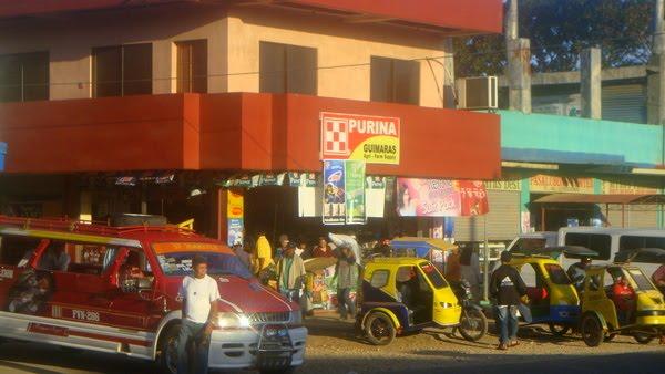 The New Site Market, San Miguel, Guimaras