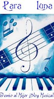 PREMIO DE MERY AL MEJOR BLOG MUSICAL