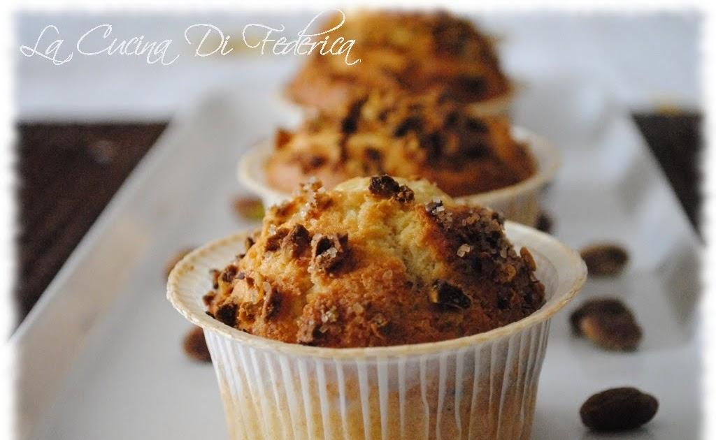 La cucina di federica muffin al cioccolato e pistacchi - La cucina di rossella ...