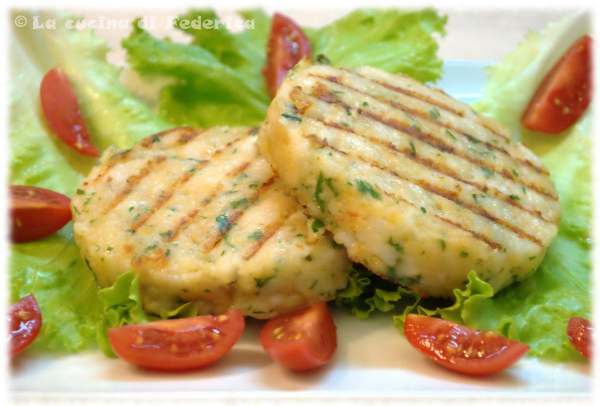 La Cucina Di Federica: Hamburger Di Pesce #2F2D06 1200 813 Foto Di Mattonelle Per Cucina