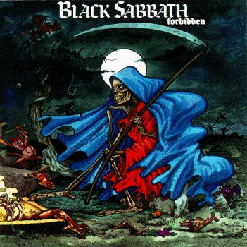 Download  musicasBAIXAR CD Black Sabbath – Forbidden