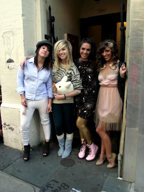 Anthropolgie dress in Charleston, girls in group photoshoot, King Street Fashion, Charleston Street Style