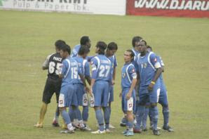 Sriwijaya FC vs PSPS Piala Indonesia (Copa) 2010