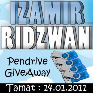pendrive give away