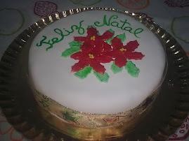 Bolo de Natal 2009!!!