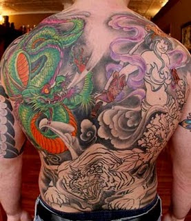 Mythical Creatures Tattoos Designs Ideas 22
