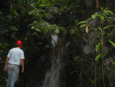 Cascada Quebrada Blanca.