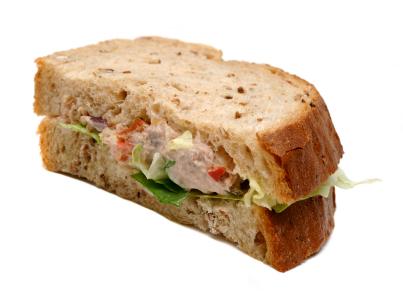 Tips for healthy living heart healthy tuna fish sandwich for Best tuna fish sandwich