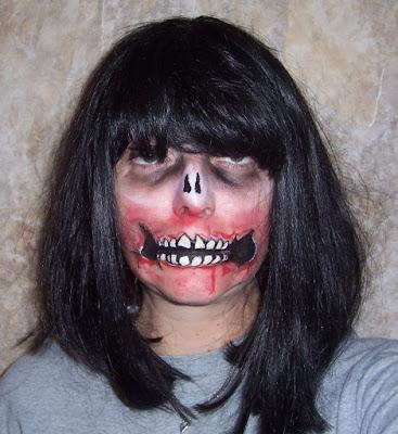 Ideas maquillaje para niños halloween