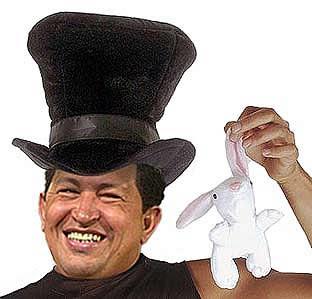 Colección imágenes graciosas de Hugo Chávez en la red