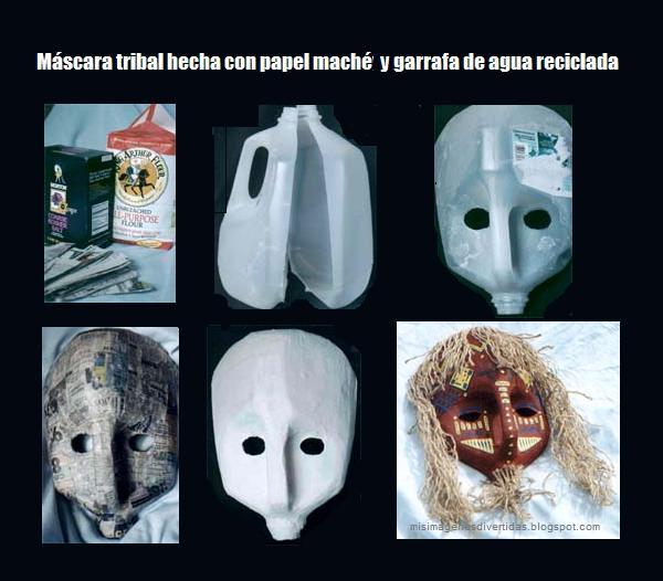 mascara caseras