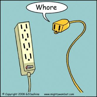 [whore]