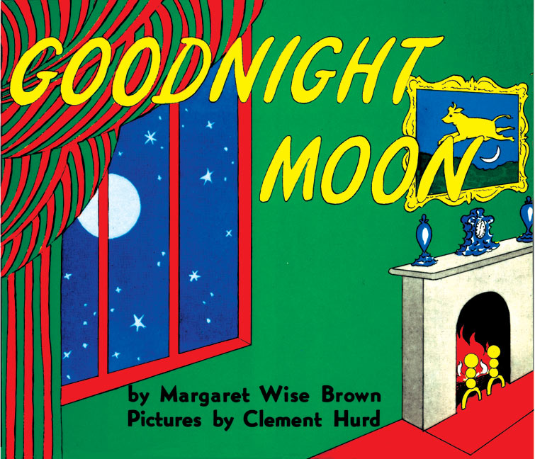 INSIDE HIS BOOKSHELF Goodnight Moon By Margaret Wise Brown